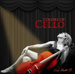 Colors of Cello Album Cover